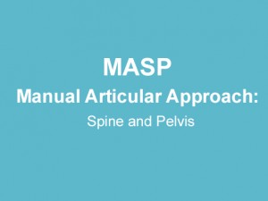 Manual Articular Approach: Spine and Pelvis